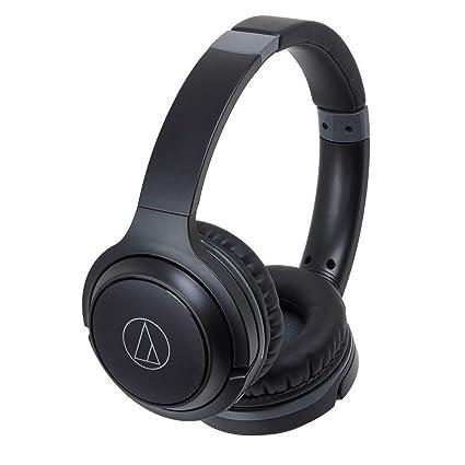 24278220265 Amazon.com: Audio-Technica ATH-S200BTBK Bluetooth Wireless On-Ear Headphones  with Built-In Mic & Control, Black: AUDIO-TECHNICA: Electronics