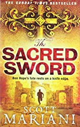 The Sacred Sword. Scott Mariani