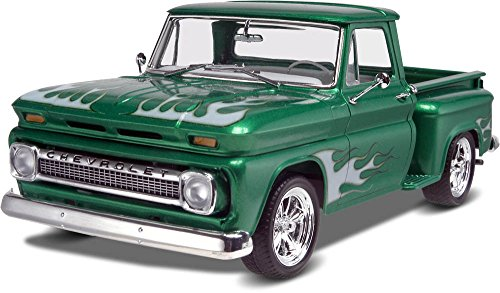 Revell '65 Chevy Stepside Pickup 2N1 (57 Chevy Model Kit)