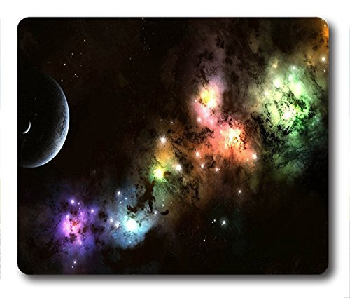 UCFO Rectangle Mouse Pad Custom Large Mouse pad Rubber Mousepad in 9.457.87 Inches UCFO1110LI006
