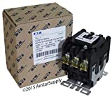 Allen Bradley 400-DP60ND3 - Replaced by Eaton / Cutler Hammer C25FNF360A 50mm DP Contactor , 3-Pole , 60 Amp , 120 VAC Coil Voltage