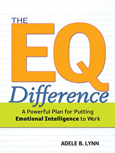 Amazon the eq difference a powerful plan for putting emotional the eq difference a powerful plan for putting emotional intelligence to work by lynn fandeluxe Images