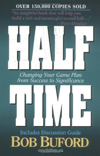Halftime: Changing Your Game Plan from Success to - Rapids Shopping Michigan Grand
