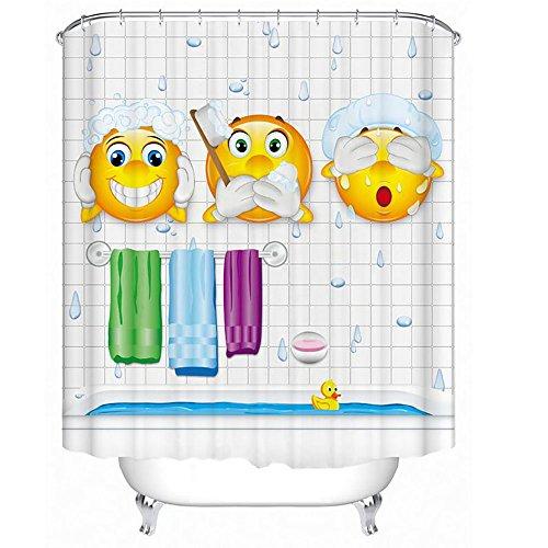 happy feet shower curtain - 5