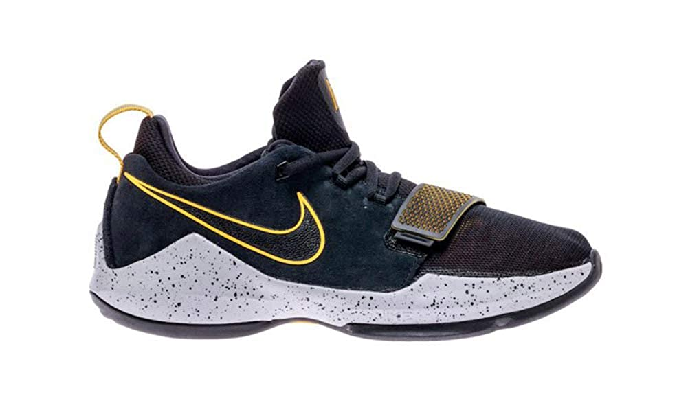 Nike Youth PG 1 schwarz Gold 880304 006 B07LB7QVCX | Online-Shop