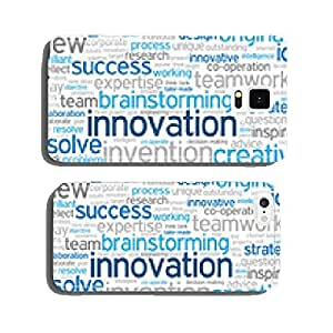 INNOVATION Tag Cloud (creativity ideas business successful) cell phone cover case iPhone6 Plus