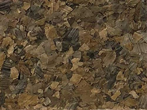 American Abrasive Supply, Vinyl Chip Blend Obsidian (Stone) 1/4