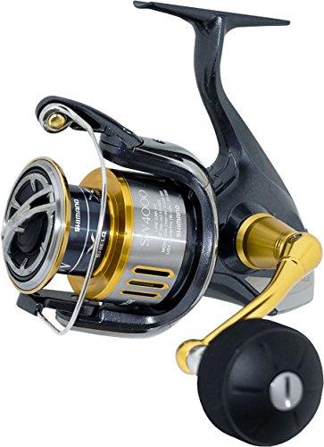 Shimano Twin Power SW B 4000 XG Saltwater Spinning Seafishing Reel TP4000SWBXG (Shimano Spinning Reel Stella)