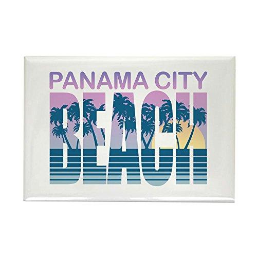 CafePress Panama City Beach Rectangle Magnet, 2