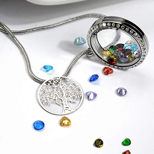 Buy children charms mothers necklace