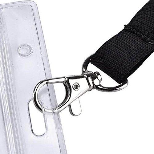 Cruise-Tags-Luggage-Etag-Holders-Zip-Seal-Steel-Loops-Thick-PVC