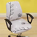 Chair Cover Futurepast Office Computer Chair Cover Slipcover Elastic Office Chair Cover Armchair Chair Slipcover Office Rotating Chair Swivel Chair Computer Chair