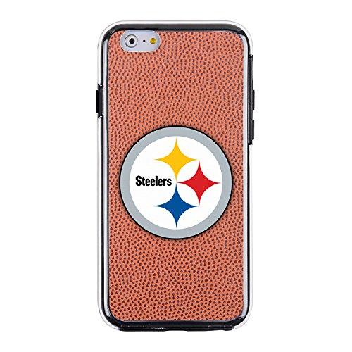 NFL Pittsburgh Steelers Classic Football Pebble Grain Feel iPhone 6 Case, - Case Steelers Brown Pittsburgh Football
