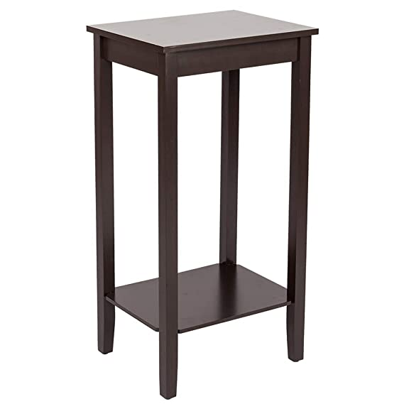 Amazon.com: SSLine Mesa de centro de mesa, mesita de noche ...