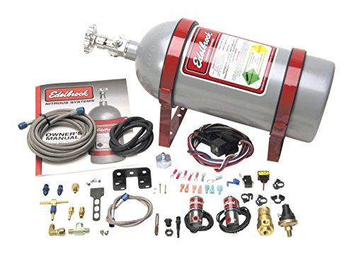 Edelbrock 70404 Nitrous Performer EFI Dry System