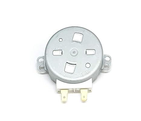 Amazon.com: OEM microondas Panasonic Motor para tocadiscos ...