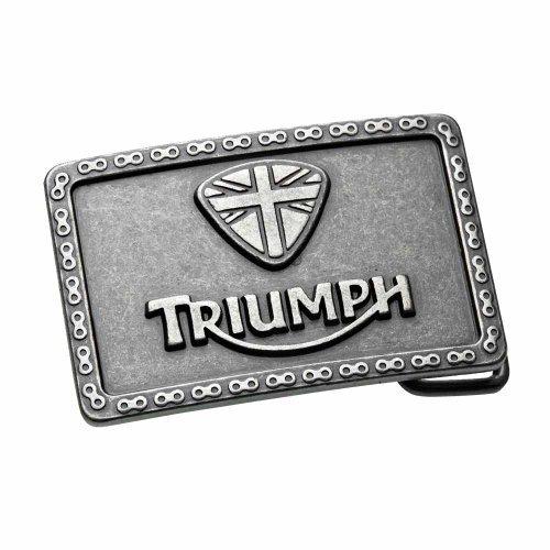 - Triumph Motorcycles Chain Belt Buckle