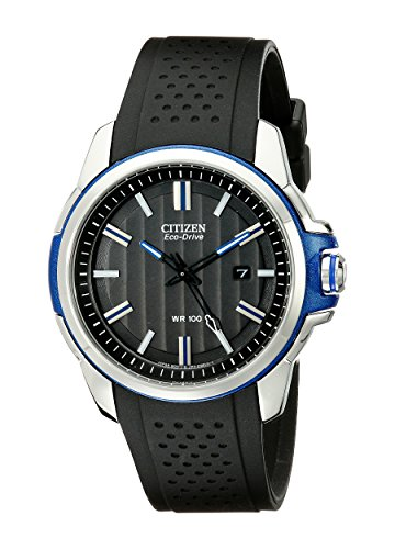 Eco Drive Black Dial Watch (Citizen Drive from Citizen Eco-Drive Men's Eco-Drive AW1151-04E AR 2.0 Watch)