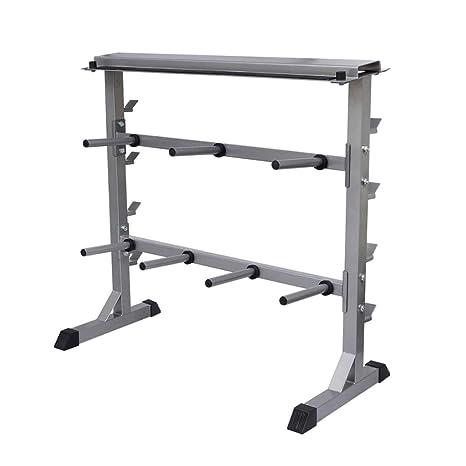 Expositor pesas y mancuernas (carga máxima: 300 kg