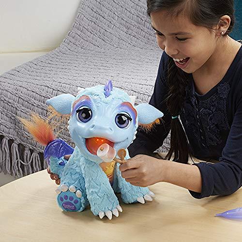 Hasbro, B5142, Furreal Friends, Torch My Blazing Dragon. Plush by Hasbro (Image #7)