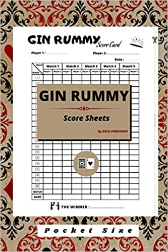 How do you keep score for gin rummy