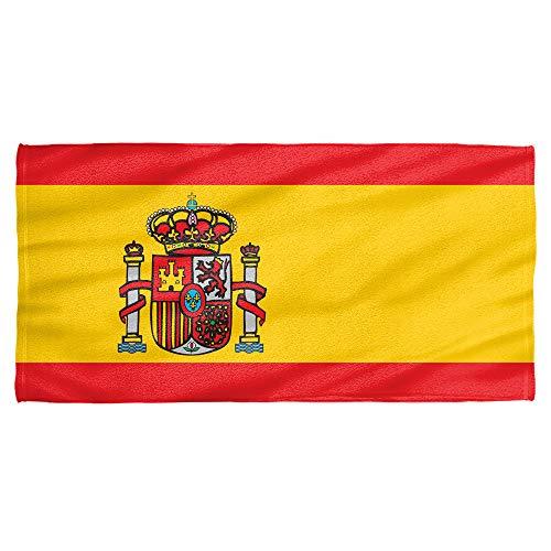 Trevco Spain Flag Towel (30x60) by Trevco