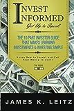 Invest Informed, James Leitz, 1467982288