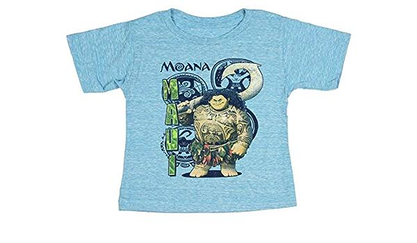 Personaje de Dibujos Animados de Disney Moana Maui Little ...