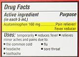 Pediacare Fever Reducer & Pain