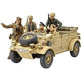 タミヤ 1/35 ミリタリーミニチュアシリーズ No.304 ドイツ陸軍 Pkw.K1 キューベルワーゲン82型 ラムケ降下旅団 プラモデル 35304
