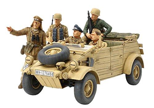 Tamiya Models German Kubelwagen Type 82 Model (Tamiya Kubelwagen Type)