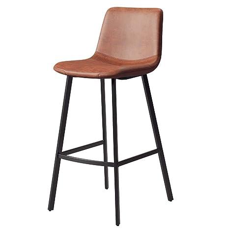 Fine Amazon Com Qqjbd 39 Inch Pub Bar Height Barstool Modern Machost Co Dining Chair Design Ideas Machostcouk