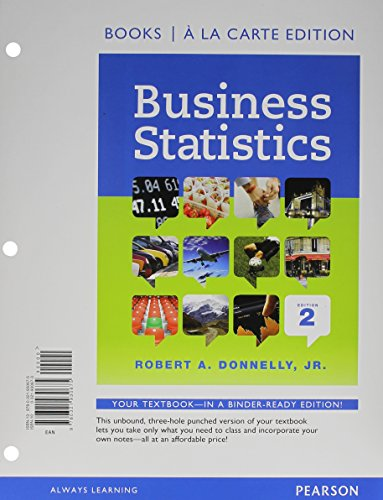 Chapter 3 basic business statistics pearson Term paper