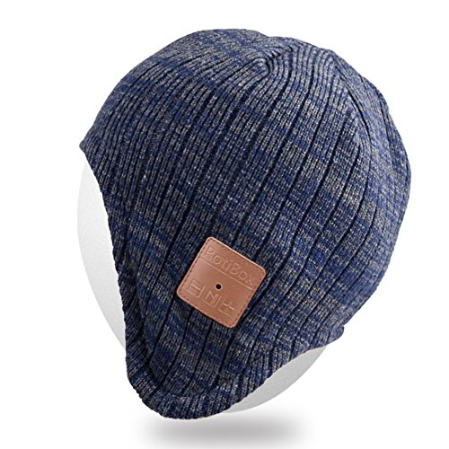 Ear Cover Knit Hat - 8