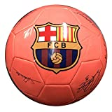 Icon Sports FC Barcelona Signatures Soccer Ball