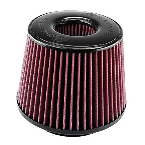 S&B Filters CR-90038 AFE Cold Air Intake Replacement Filter ; Cleanable Filter