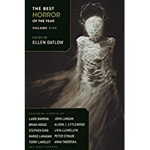 The Best Horror of the Year (The Best Horror of the Year Series Book 5)