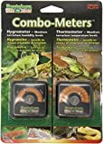 Reptology Reptile Hygrometer Humidity and Temperature Sensor Gauges
