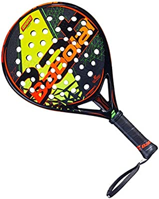Amazon.com : Babolat Defiance Carbon Performance Padel ...