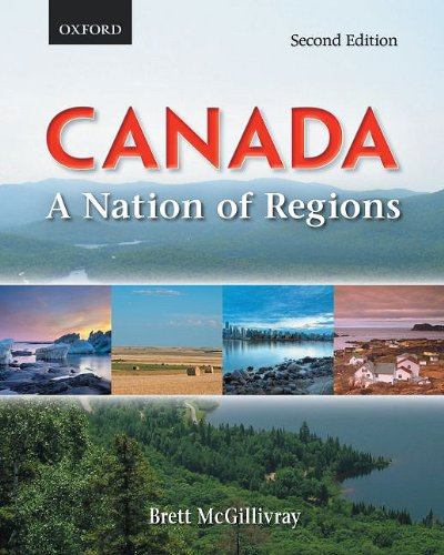 Canada A Nation of Regions