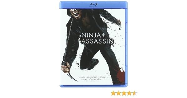 Ninja Assassin Blu-Ray [Blu-ray]: Amazon.es: Rain, Sung Kang ...