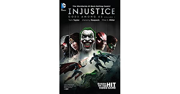 Injustice Gods Among Us Hq Pdf