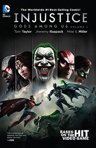 Injustice: Gods Among Us - Vol. 1