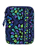 Vera Bradley E-Reader Sleeve in Indigo Pop