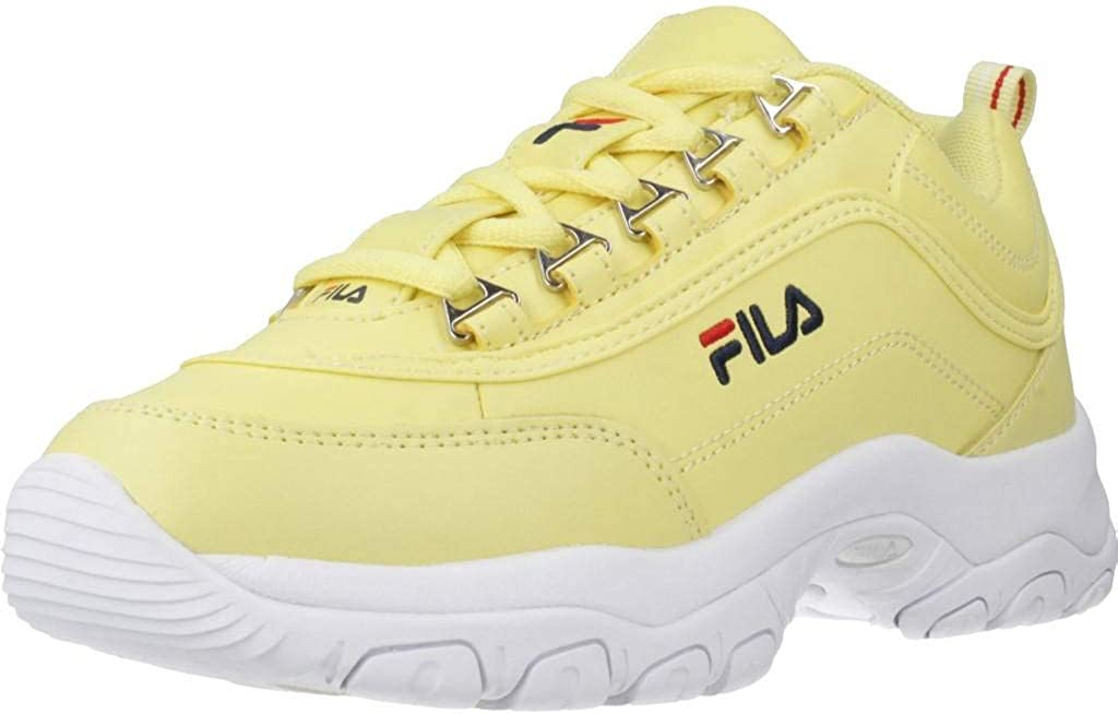 Fila Calzado Deportivo Mujer Strada para Mujer Amarillo 39 EU