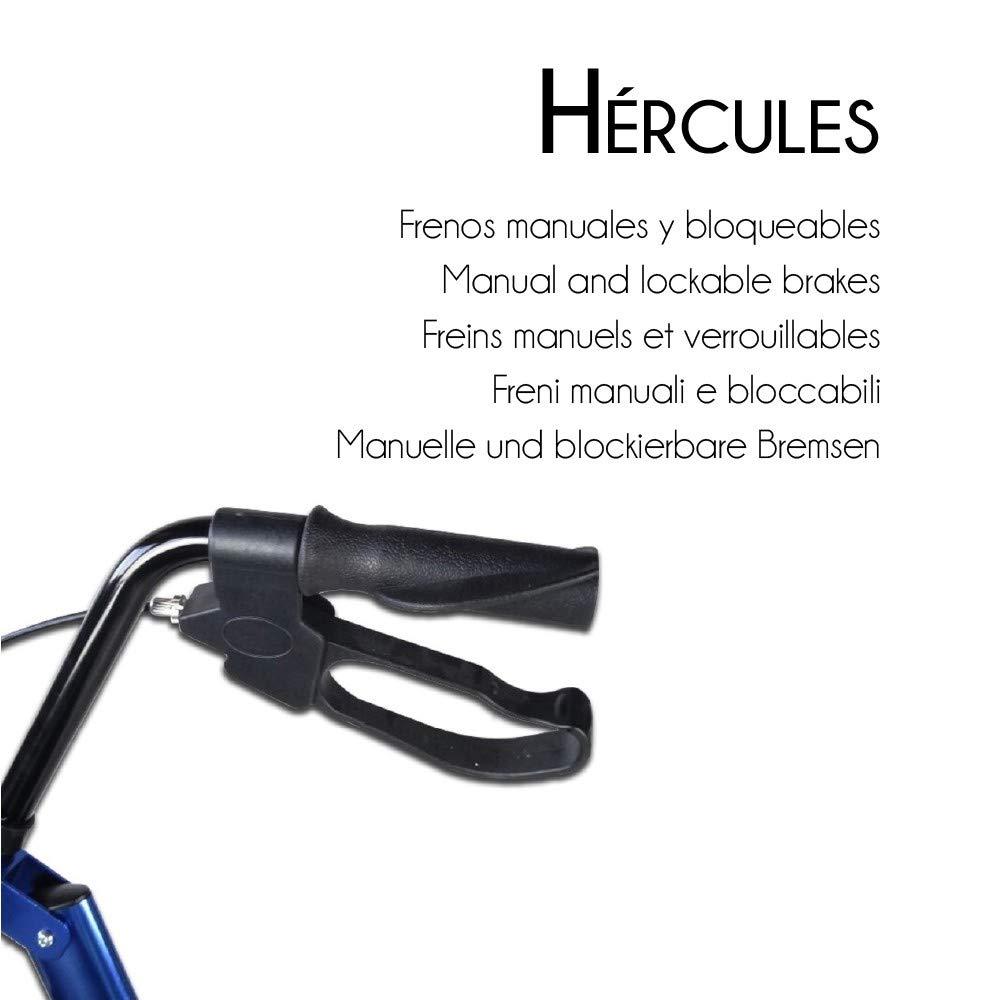 Mobiclinic, Modelo Hércules, Andador para mayores, ancianos ...
