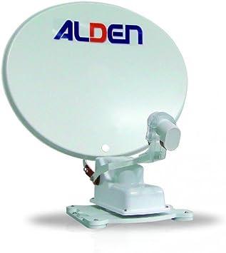 Alden onelight 65 satmatic HD parábola 100% automático ...