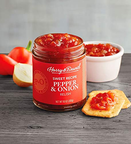 (Harry & David Sweet Pepper and Onion Relish by Harry & David)