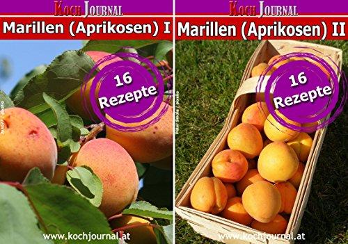 Rezepte mit Marillen (Aprikosen) (Reihe in 2 Bänden)