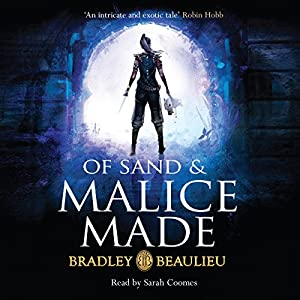 Of Sand and Malice Made Audiobook